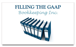 Filling the GAAP Bookkeeping Inc.