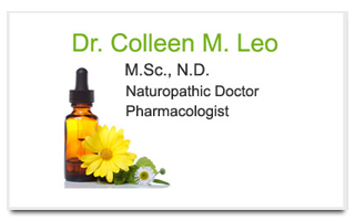 Dr. Colleen Leo Naturopathic Doctor